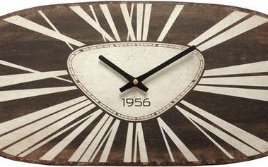 Nástěnné hodiny Pendule Vintage 1956
