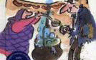 Anglická četba pro děti Stone Soup