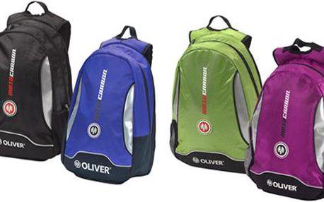 Sportovní batoh s kapsou na notebook a rakety