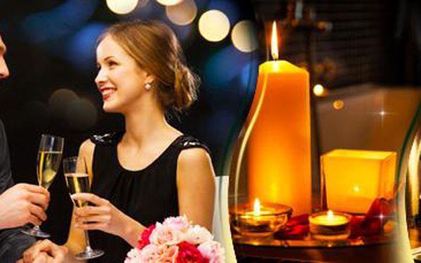 3denní exkluzivní romantický pobyt pro 2 osoby s wellness v hotelu Morris 4*!