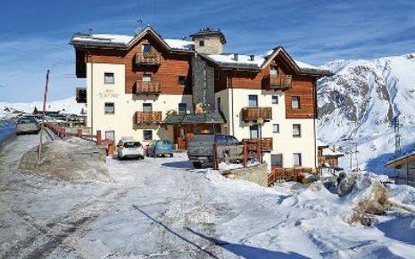 Itálie, oblast Livigno, polopenze, ubytování v 3* hotelu na 8 dní