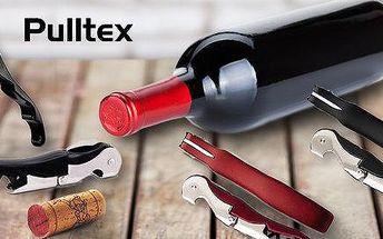 Profesionální vývrtka na víno Pulltex