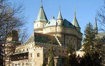 Pronájem celého rekreačního objektu až na 6 dní na Slovensku