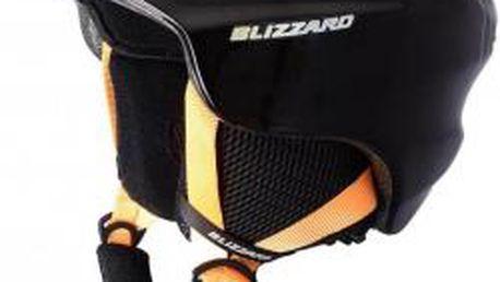 Lehká a pevná dětská lyžařská helma Blizzard MAGNUM