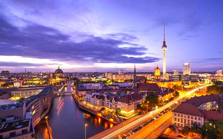 1denní zájezd pro 1 osobu do Berlína do výrobny BMW motocyklů