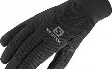 Zateplené tréninkové rukavice Salomon ESCAPE GLOVE