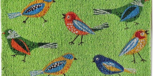 Rohožka Birds, 73x43 cm