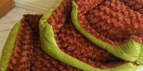 Psí pelíšek - neuvěřitelně příjemný a praktický