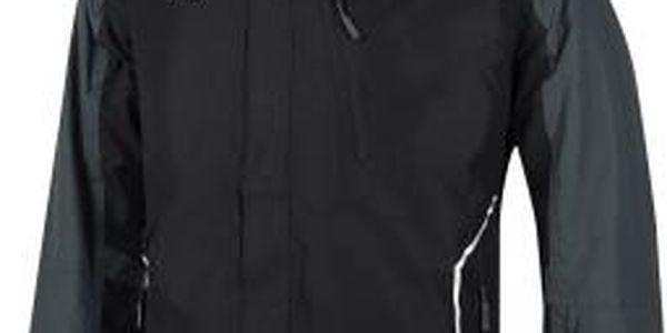 Pánská lyžařská bunda TIPTON černá