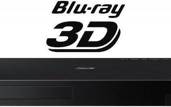 3D blu-ray přehrávač Samsung BD-H5500