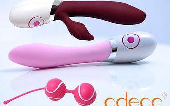 Erotické hračky značky Odeco se slevou až 58 %