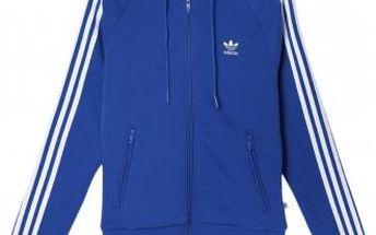 Klasická dámská mikina Adidas GIRLY ZIP HO FL