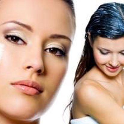 PROMĚNA VZHLEDU - skvělý účes, vyčištění pleti i líčení. Nechte si poradit od profesionálů!