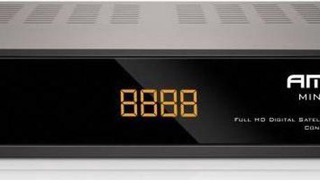 Satelitní přijímáč Amiko Mini HD SE se skvělým poměrem výkon/cena