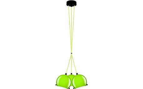 Trojité světlo MYOO green/light green/black