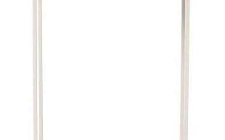 Kávový stolek Duke Small 52x45 cm, vintage bílý - doprava zdarma!