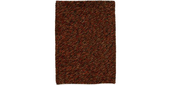 Koberec Pebbles Terracotta, 120x170 cm