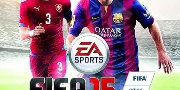 Fotbalové zážitky s EA Sports Fifa 15 pro XBOX 360