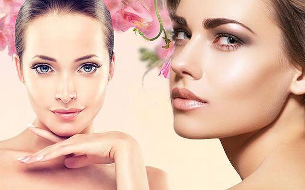 Jarní luxusní kosmetické ošetření - 3 varianty