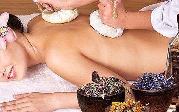 Královská (Royal) masáž – luxusní hodinová masáž rodilými Thajkami v tradičním vyhlášeném salonu Thai Sun