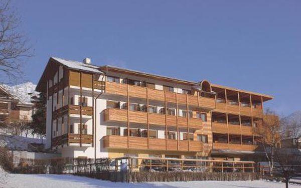 Itálie, oblast Val di Fiemme/Obereggen, polopenze, ubytování v 3* hotelu na 8 dní