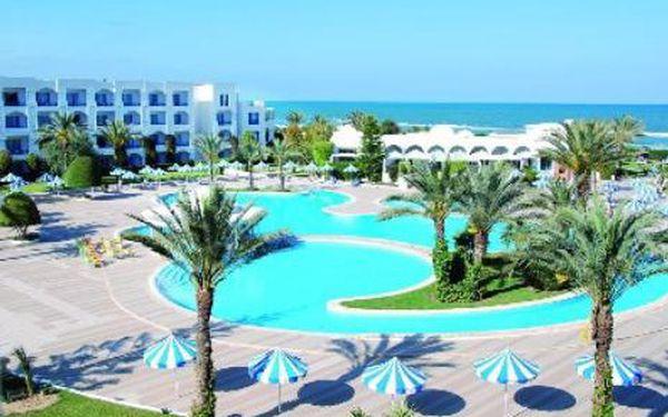 Tunisko, oblast Mahdia, letecky, polopenze, ubytování v 5* hotelu na 8 dní