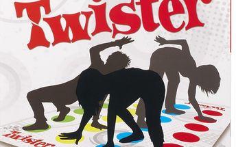 společenská hra Twister