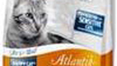 Krmivo pro kočky Atlantic-Lachs/losos 4 kg