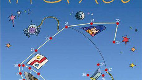 Dot-to-dot in space zábavný způsob, jak se naučit číslovky a najít vesmírné objekty