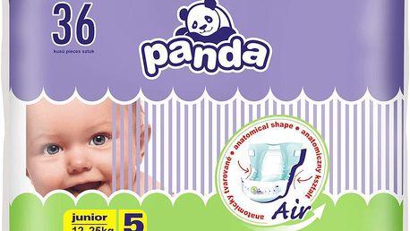 Jednorázové pleny Bella PANDA Junior (12-25 kg) 36ks