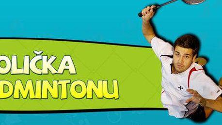 Školička badmintonu pro děti do 16 let Ostrava