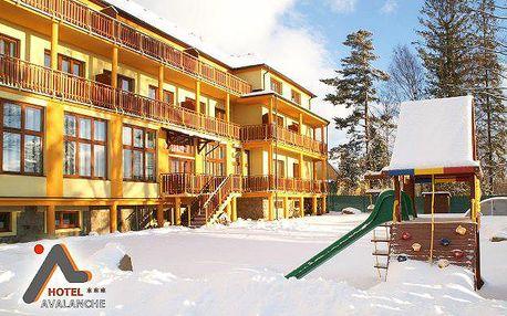 Last minute lyžování v hotelu Avalanche*** s privátním wellness přímo pod Gerlachem