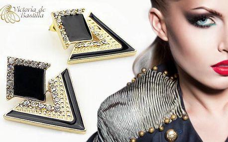 Luxusní dámské náušnice Victoria de Bastilla
