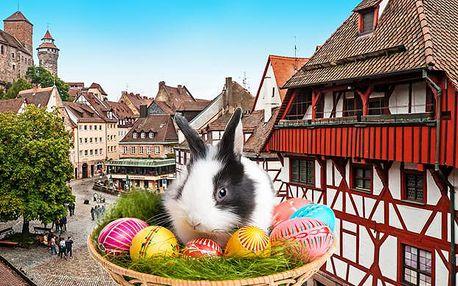 Jednodenní velikonoční zájezd do Norimberku