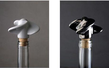 Porcelánová zátka na víno Torpedo