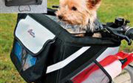 Trixie Přepravní box na řídítka 38x25x25cm (max 6kg)