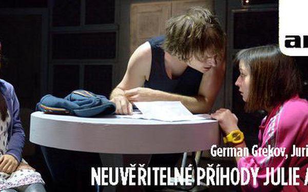 Neuvěřitelné příhody Julie a Nataši