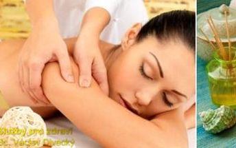90minutová celková regenerační masáž. Dokonalené rozmazlování vašich svalů KVALIFIKOVANÝM masérem.