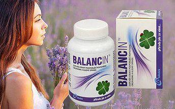 Přírodní doplněk stravy Balancin TM