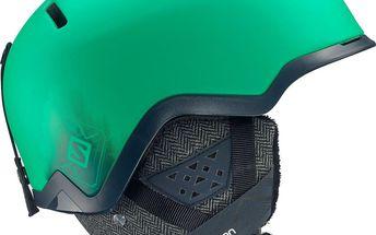 Helma do extrémnějších podmínek Salomon Hacker Custom Air (59-62cm) 2014-2015