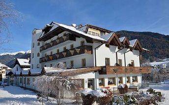 Itálie, oblast Dolomity Superski, polopenze, ubytování v 3* hotelu na 6 dní