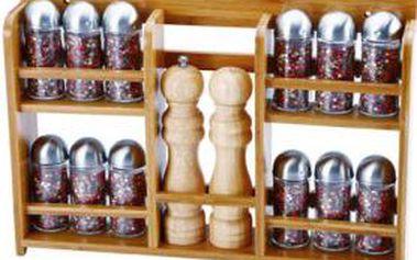Kořenky dřevěné 15 ks RENBERG RB-4252