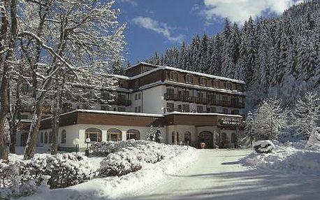 Rakousko, oblast Tyrolsko, all Inclusive, ubytování v 4* hotelu na 8 dní