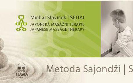 Metoda Sajondži - masáže v hotelu Slavia Brno