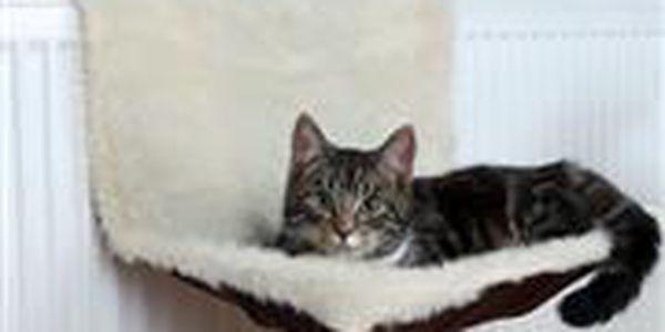 Jednoduché a velice pohodlné lůžko na topení pro Vaši kočku Trixie