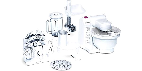 Kuchyňský robot Bosch MUM4657 bílý