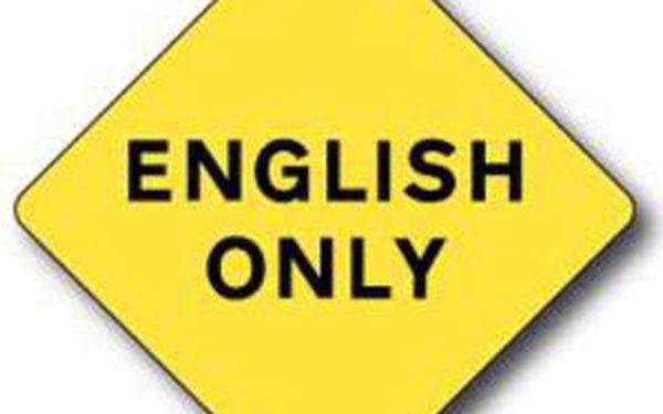 16 lekcí angličtiny pro falešné začátečníky A0/A1 - středa 7:00-8:30