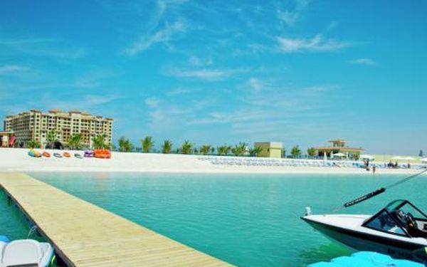 Spojené arabské emiráty, oblast Ras Al Khaimah, letecky, snídaně, ubytování v 5* hotelu na 8 dní