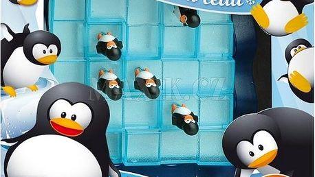 Společenská hra SMART Tučňáci na ledu