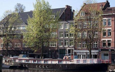 Letecký víkend v Amsterdamu, Evropa, Nizozemsko, letecky, snídaně v ceně
